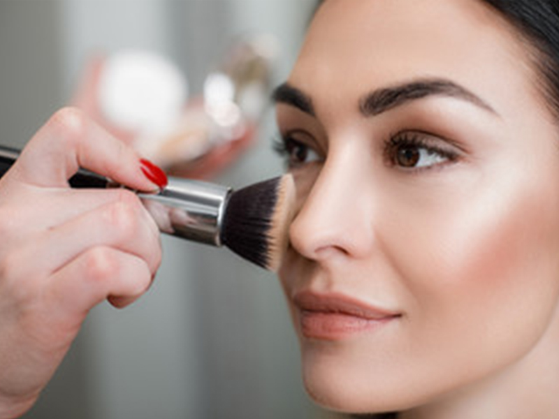 How to Use Setting Powder